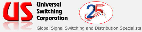 Welcome to Universal Switching Corporation!