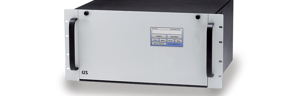 S24530A digital rs530 switching DCE and DTE matrix system